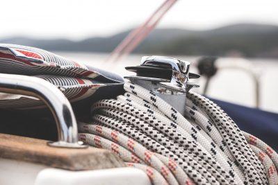 rope, boat, sailing